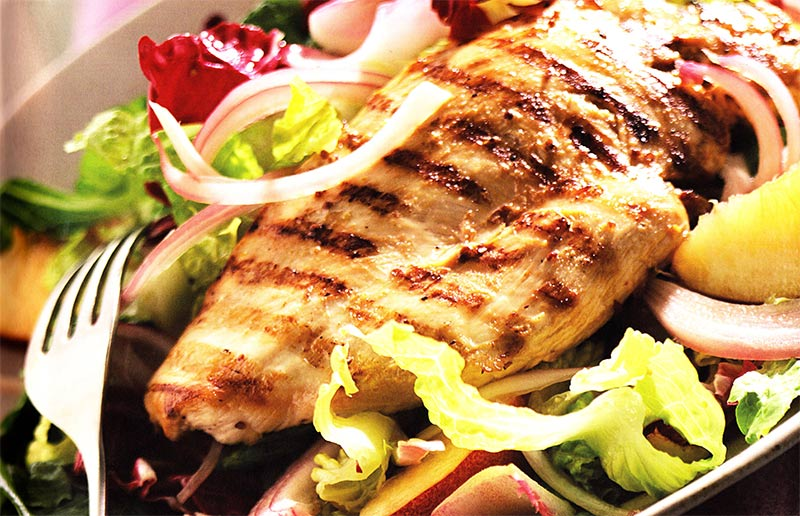 Grilled chicken recipe